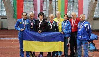 Результати виступу на VI Відкритому Чемпіонаті Республіки Білорусь