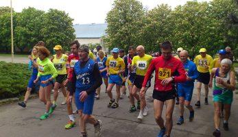 Регламент Чемпіонату України серед ветеранів з бігу та спортивної ходьби на 10 км