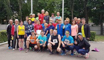 Результати Чемпіонату м.Києва з легкої атлетики 23-24.06.2018