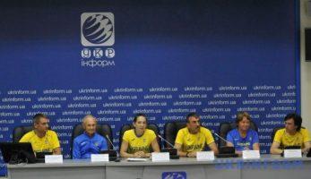 Ветерани легкої атлетики України їдуть на Чемпіонат Світу