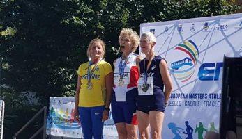 Результати виступу ветеранів легкої атлетики України     наЧемпіонаті Європи з легкої атлетики серед ветеранів              5-15 вересня  2019 року у м.Венеція (Італія)